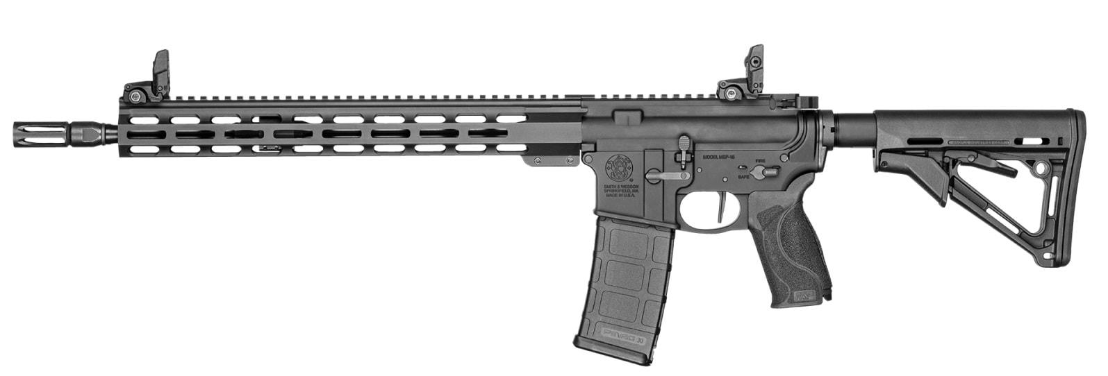 S&W M&P15 II rifle