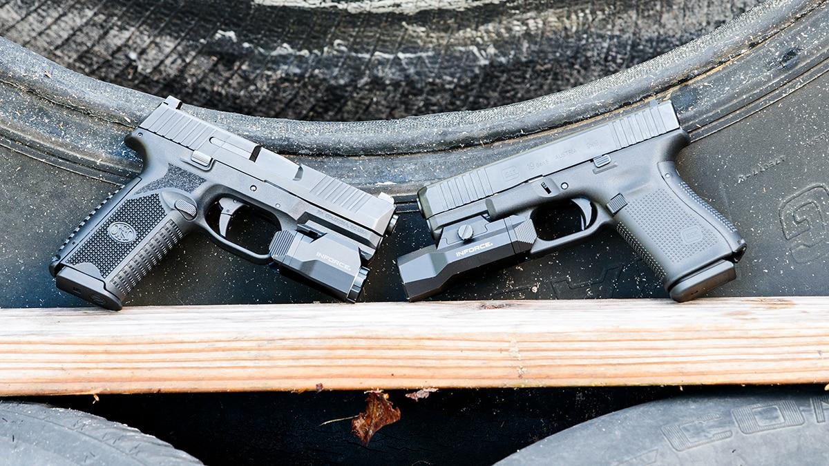 FN 509 vs G19