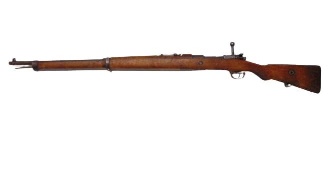 """MAUSER 1941 TURKISH """"MAUSER"""""""