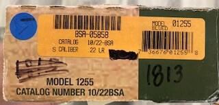 STURM, RUGER & CO., INC. Ruger Boy Scout 10/22 Rifle