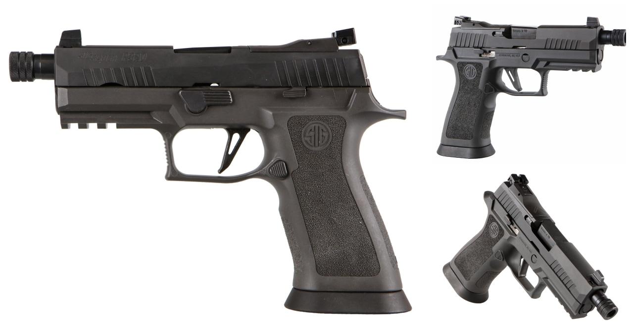 Sig Sauer P320 XCarry Legion pistol