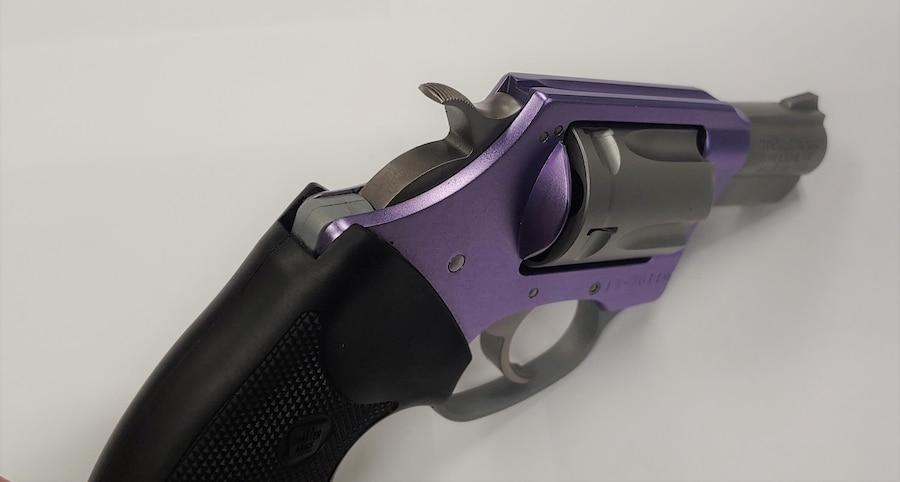 CHARTER ARMS LAVENDER LADY