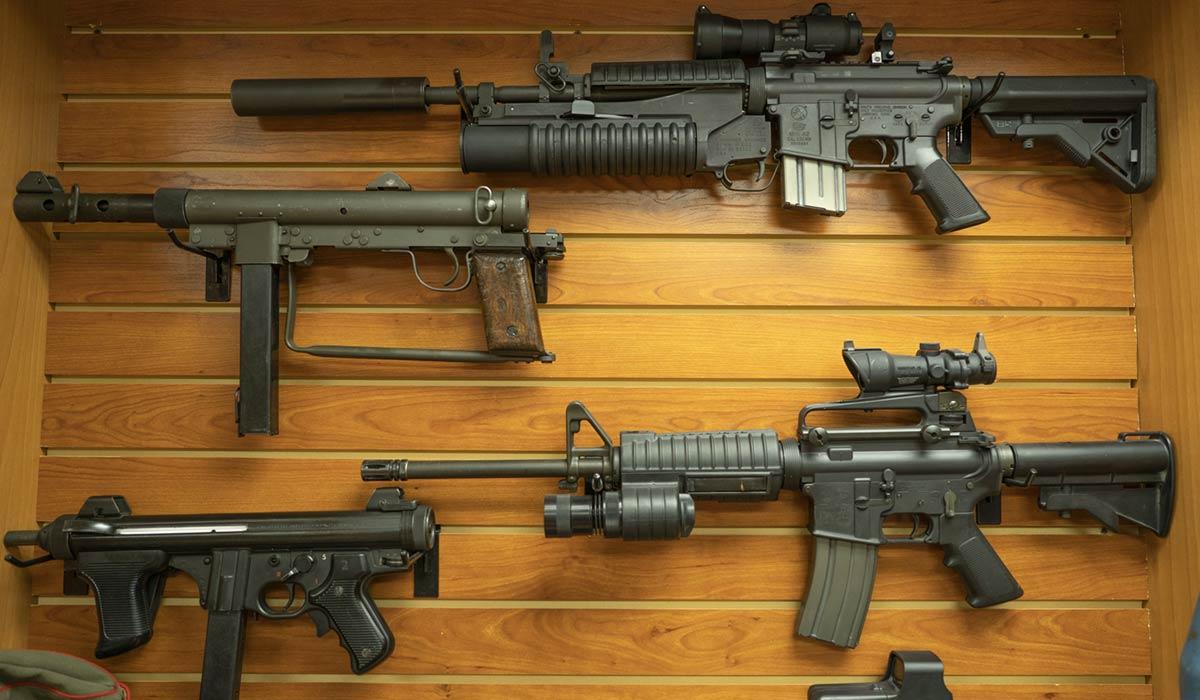 M16 suppresors