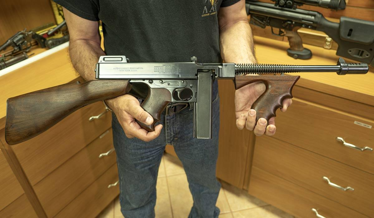 Colt M1921 AC