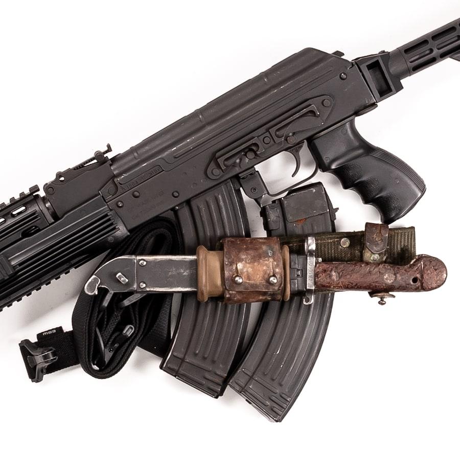 ROMARM/CUGIR GP/WASR-10/63