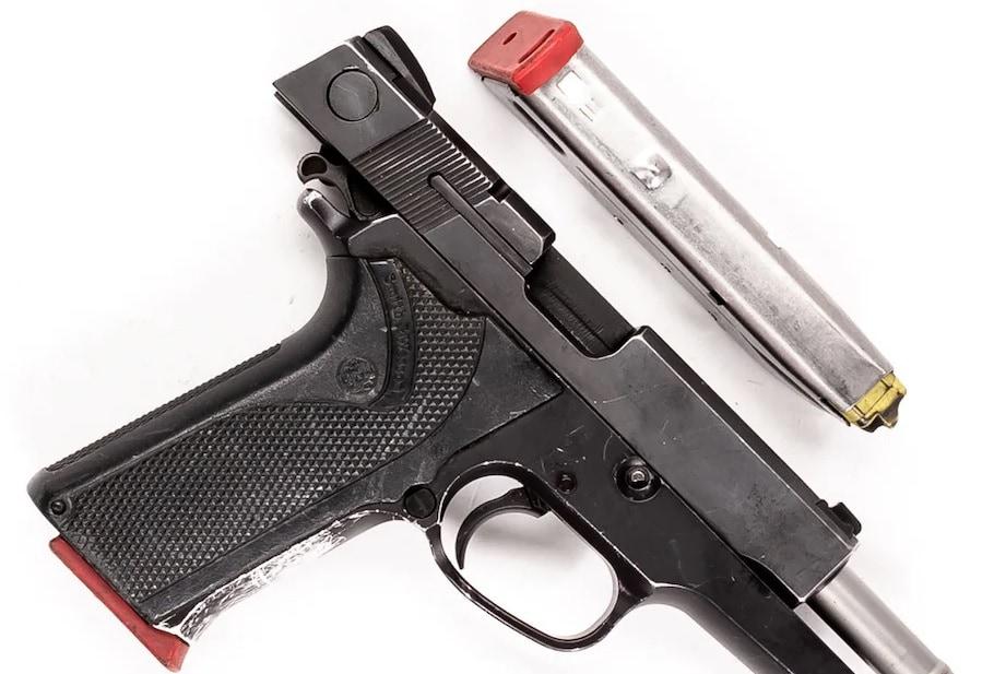 Smith & Wesson Model 410 .40 S&W