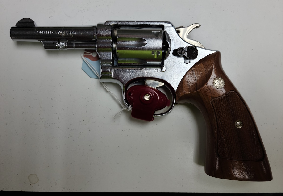 SMITH & WESSON military+police victory