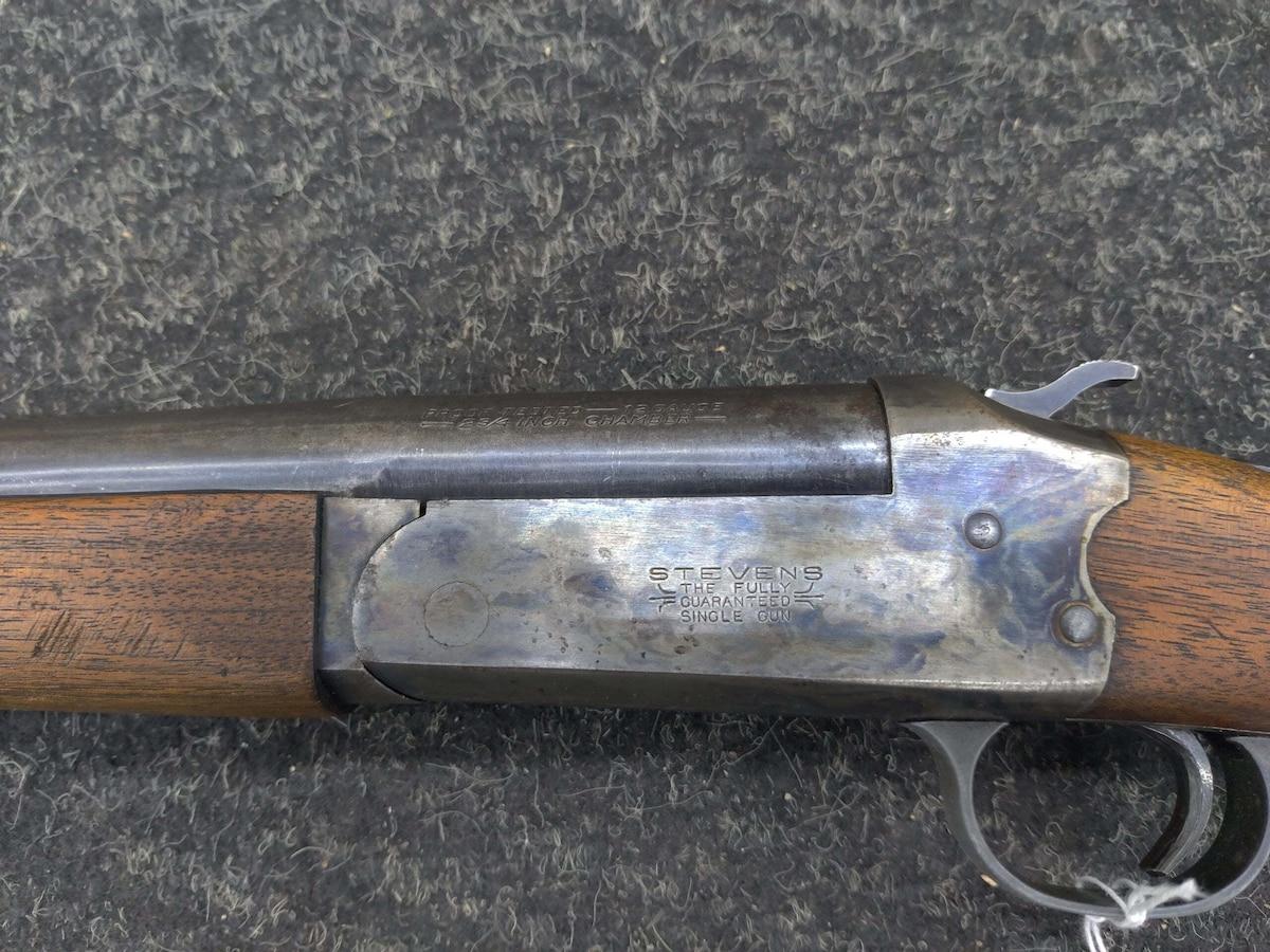 STEVENS Model 94 Break Action