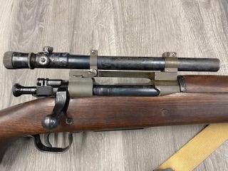 REMINGTON ARMS COMPANY, INC. 1903 A4 Sniper