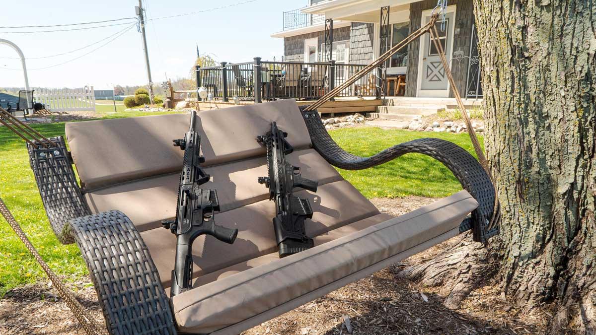 Landor Arms BPX 902 and LND 117 Semi-Auto Shotguns