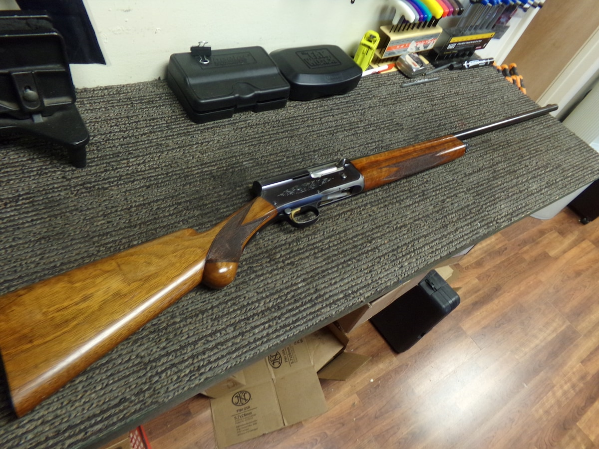 BROWNING Auto 5 Light 20 FN