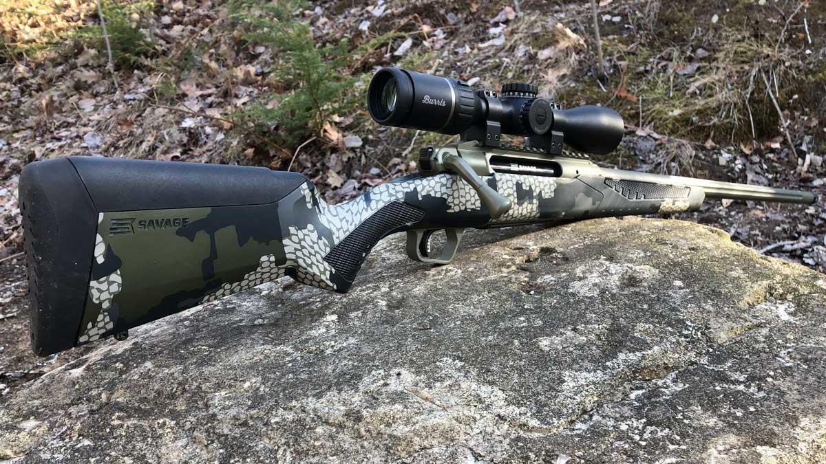 Savage Impulse Rifle