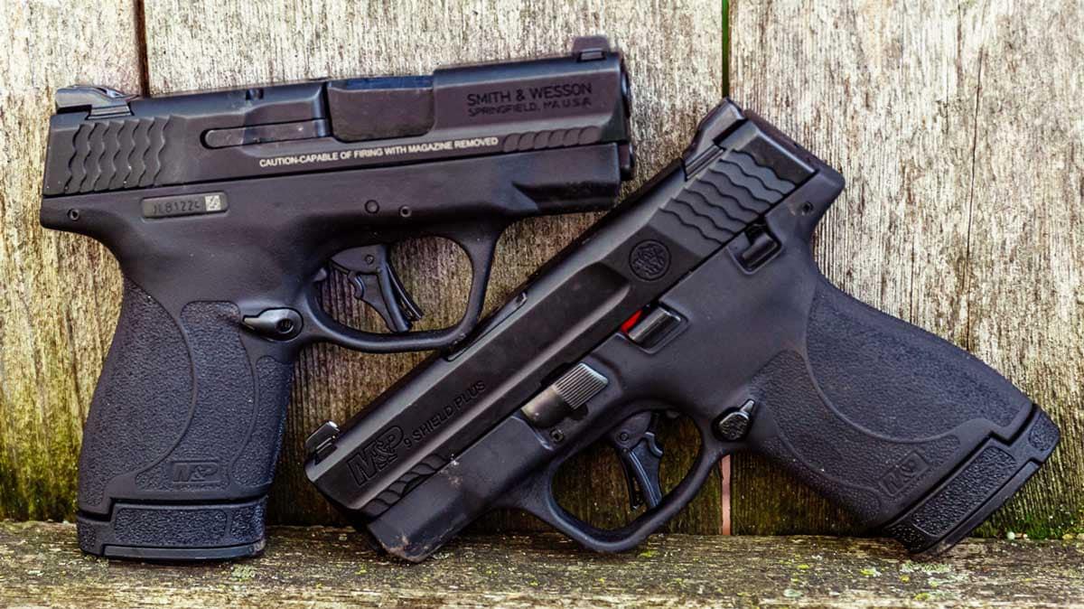 Smith & Wesson M&P 9 Shield Plus