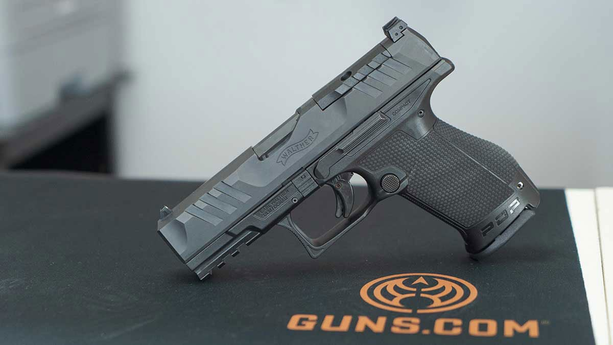 Walther PDP Pistol