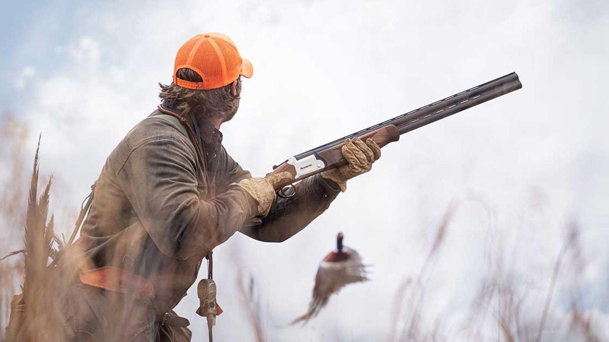 Mossberg Silver Reserve Field Shotgun