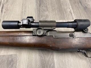 SPRINGFIELD ARMORY M1D Sniper