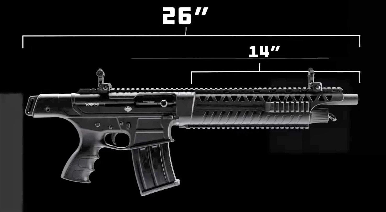 Rock Island VRF14 firearm