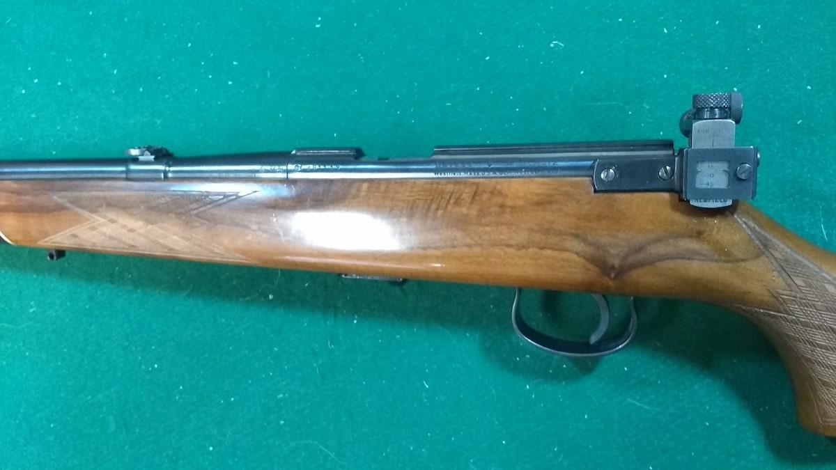 SAVAGE Anshutz Model 141