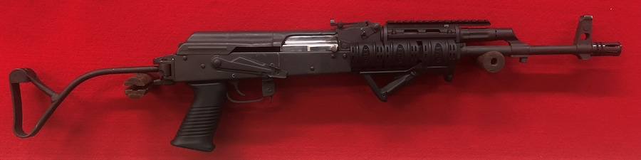 Century Arms WASR Folding Paratrooper