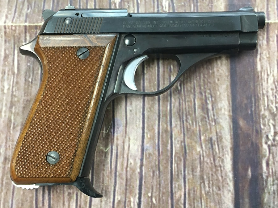 TANFOGLIO double stack Made in Italy GT380XE