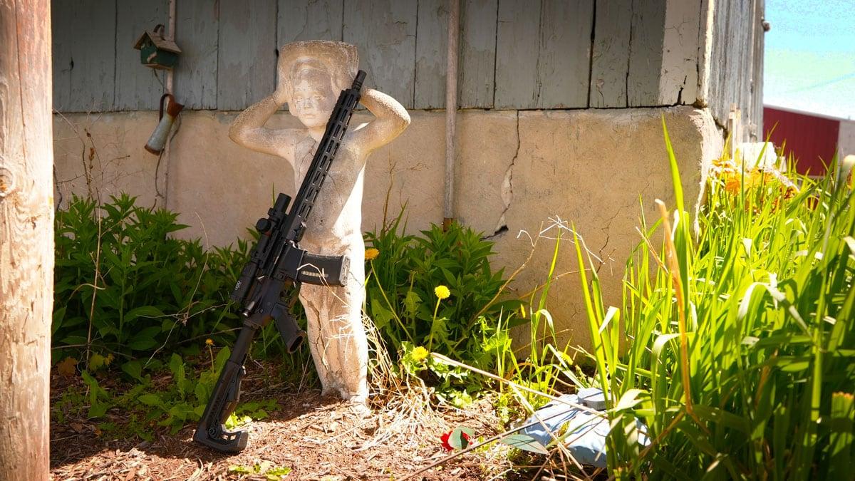 ZRO Delta AR-15 Rifle