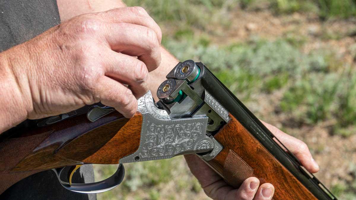 Browning Superposed Shotgun