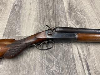 Marshall Arms double barrel