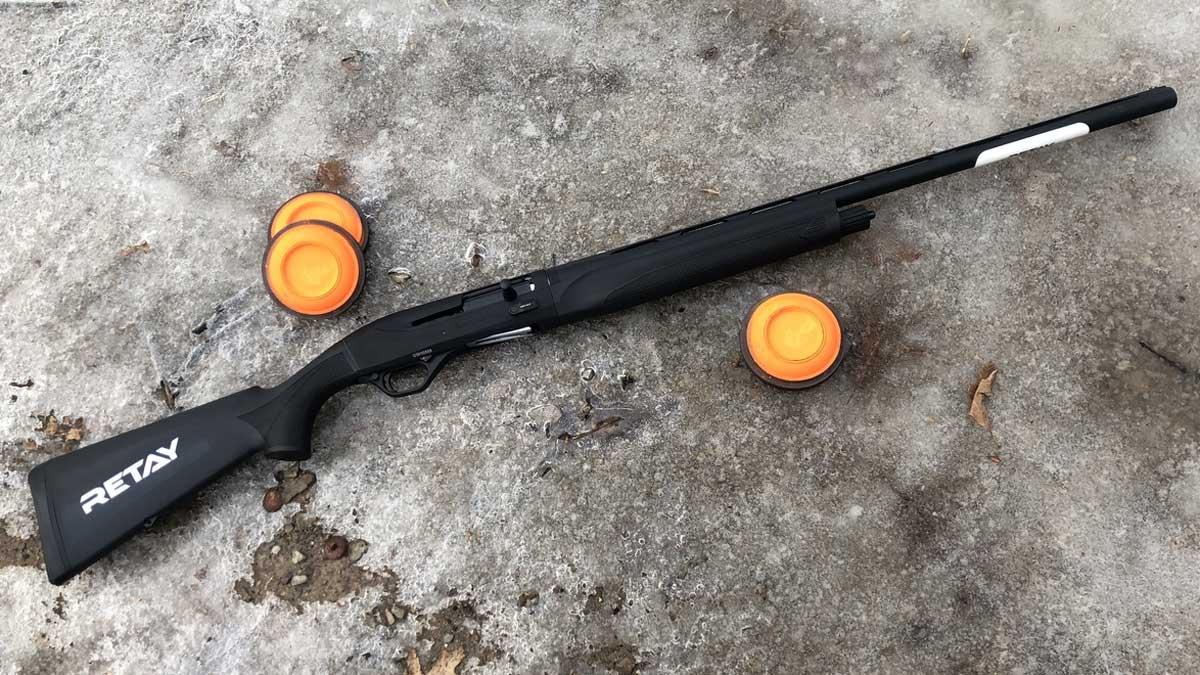 Retay Gordion Shotgun