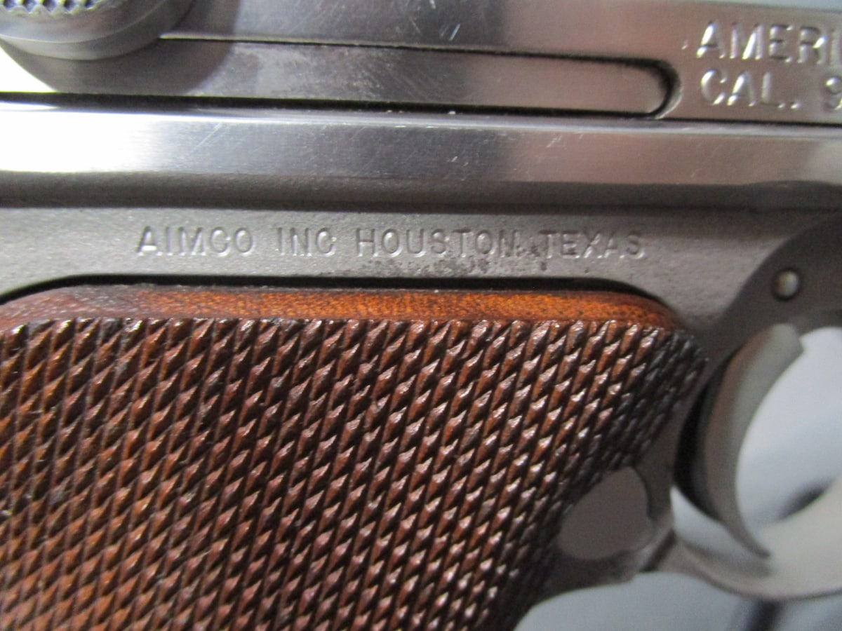 MITCHELL ARMS AIMCO AMERICAN EAGLE LUGER