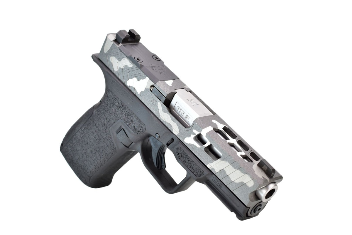 Cline Tactical Modified G-19