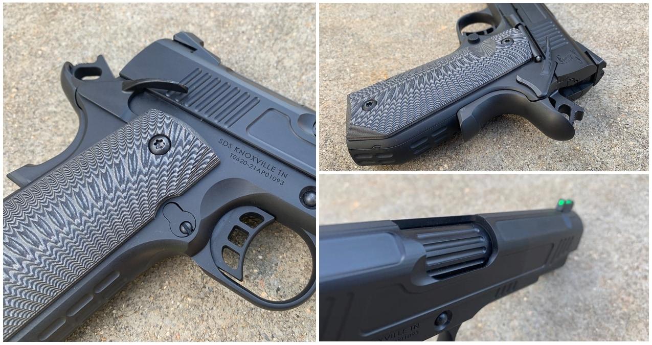 SDS Imports 1911 Bantam Carry pistol