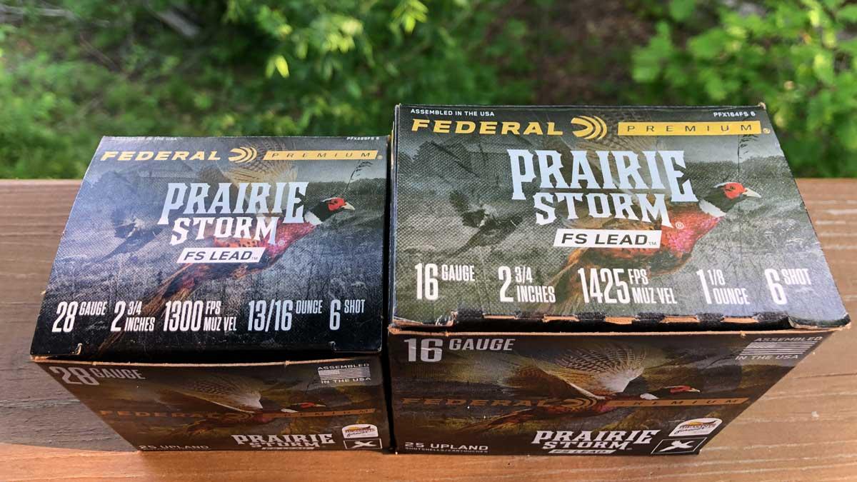 Federal Premium Prairie Storm Shotgun Ammo