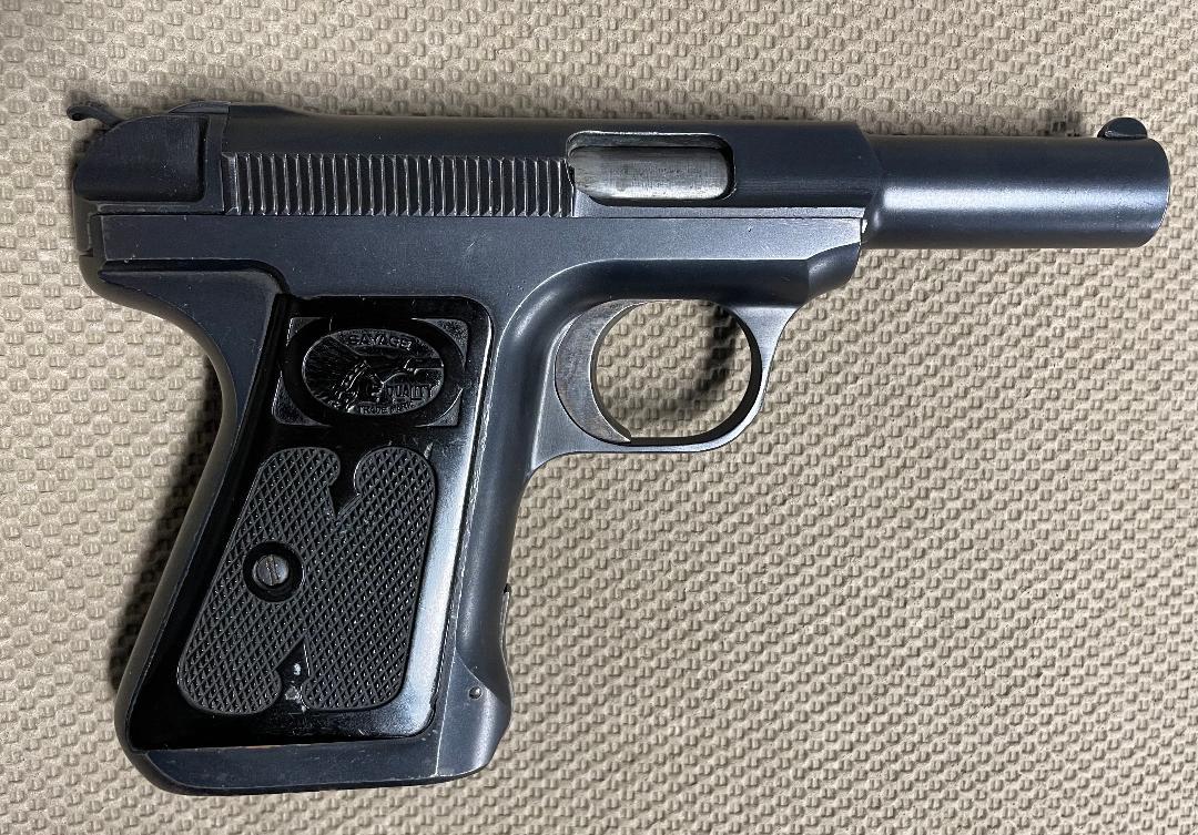 SAVAGE Model 1917