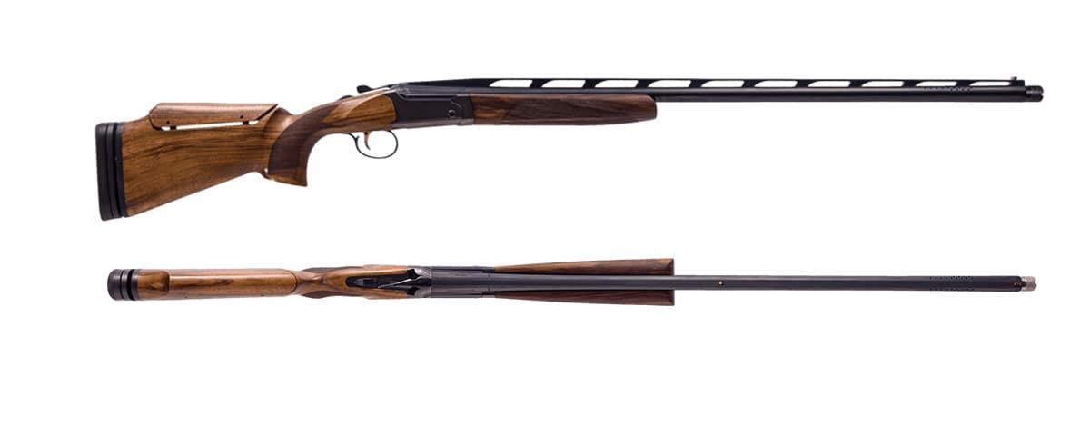 CZ All-American Single Trap Shotgun