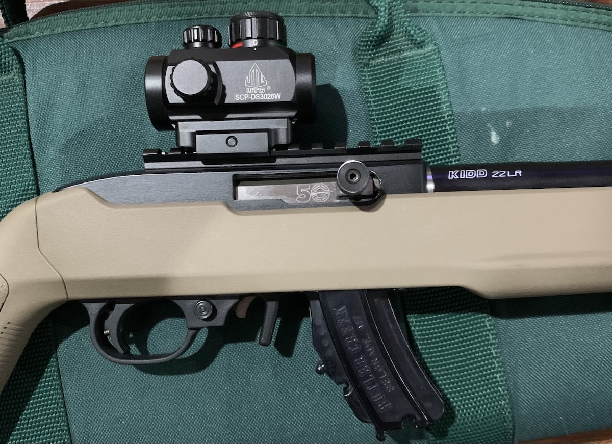 RUGER The Ruger 10/22 50 years 1964-2014