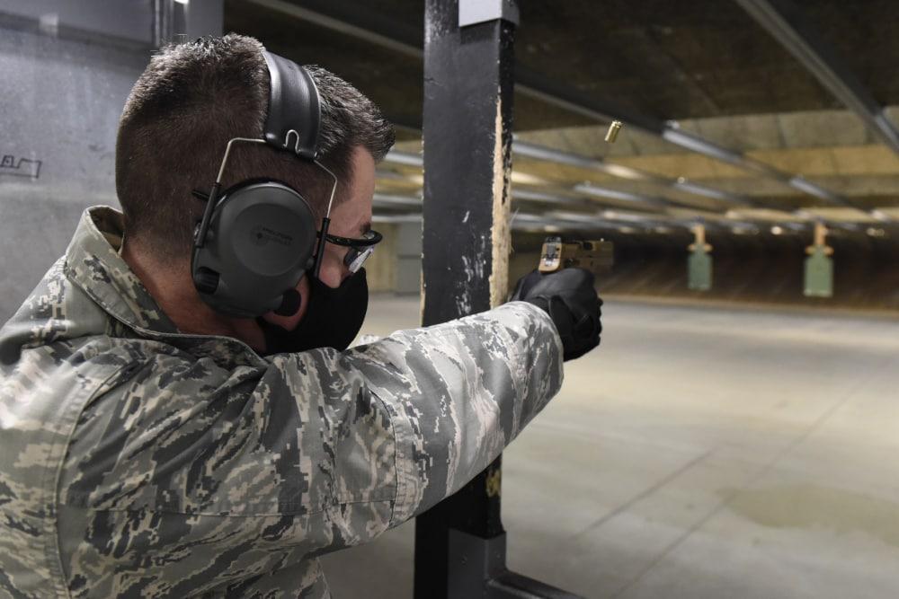 Air Force M18 Pistol