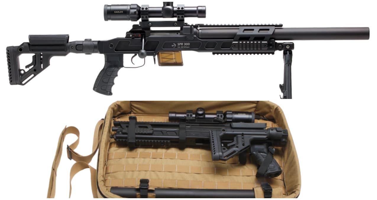B&T USA 300BLK SPR300 rifle