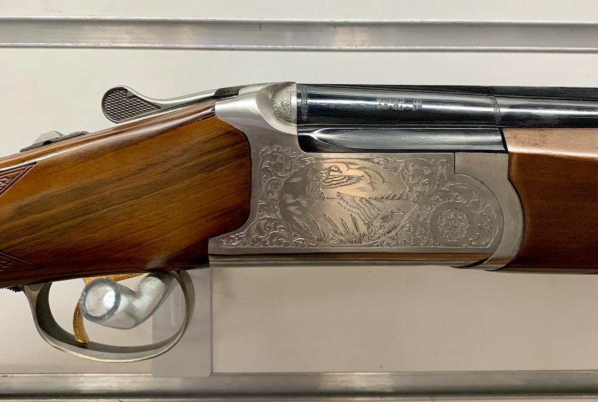 AMERICAN ARMS SILVER II