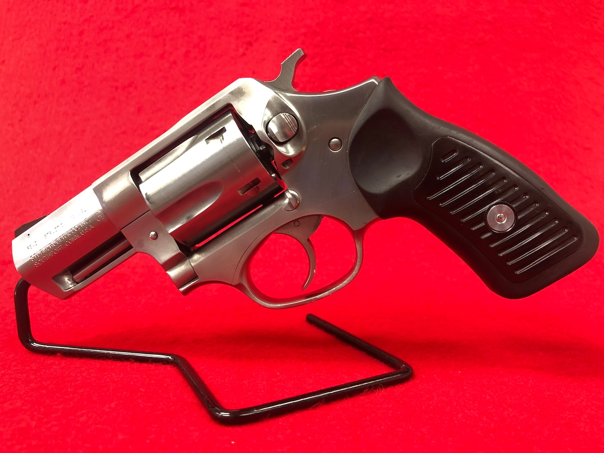 RUGER SP101 (DOUBLE ACTION ONLY)