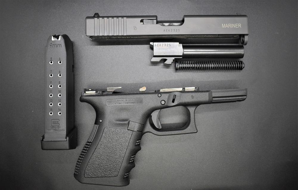 Glock 19 Mariner
