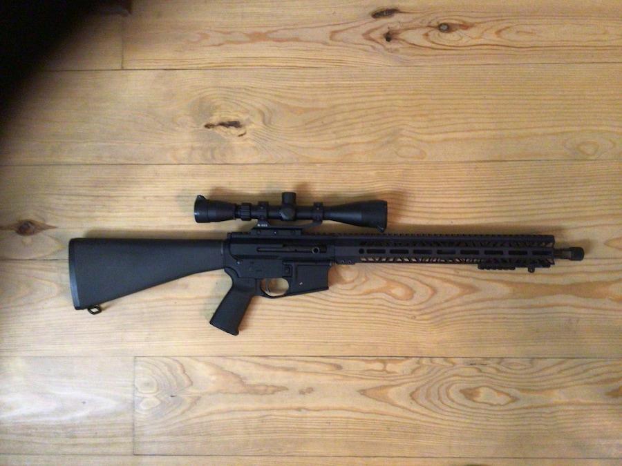 PALMETTO STATE ARMORY AR15 PA15 AR M4 M16