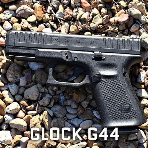 Glock G44 Square 500x500 Tile Banner