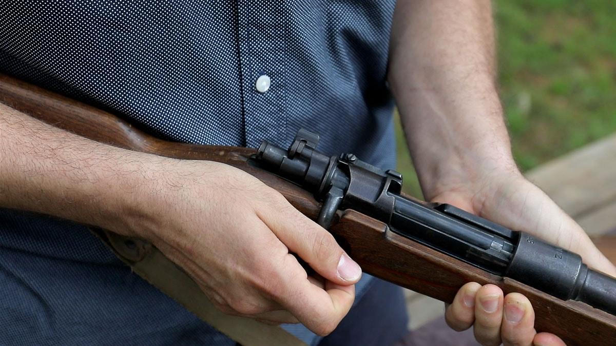 Mauser K98k Bolt