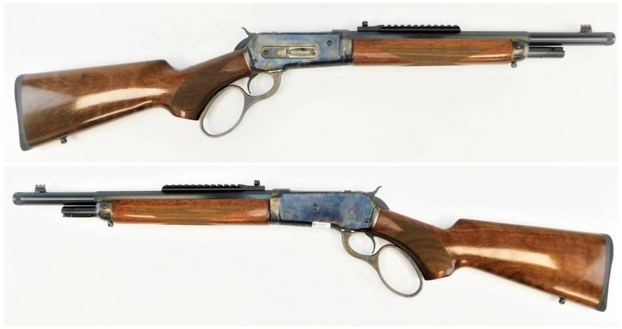 Taylor's TC86 Takedown rifle