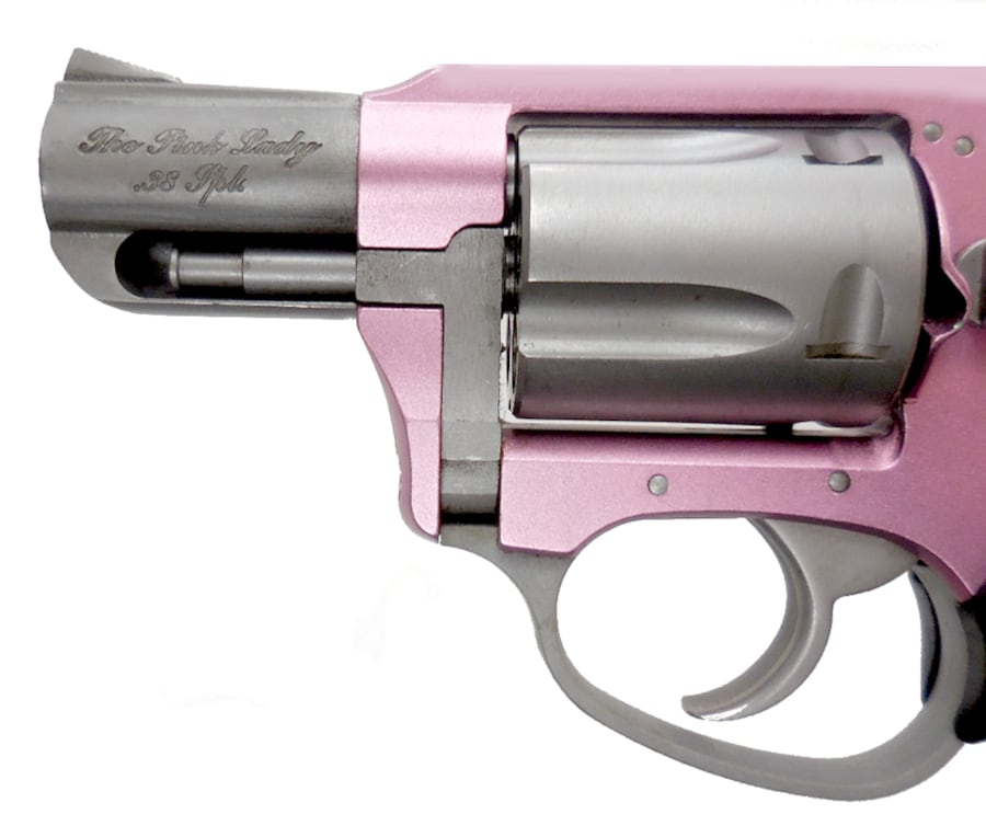 CHARTER ARMS The Pink Lady