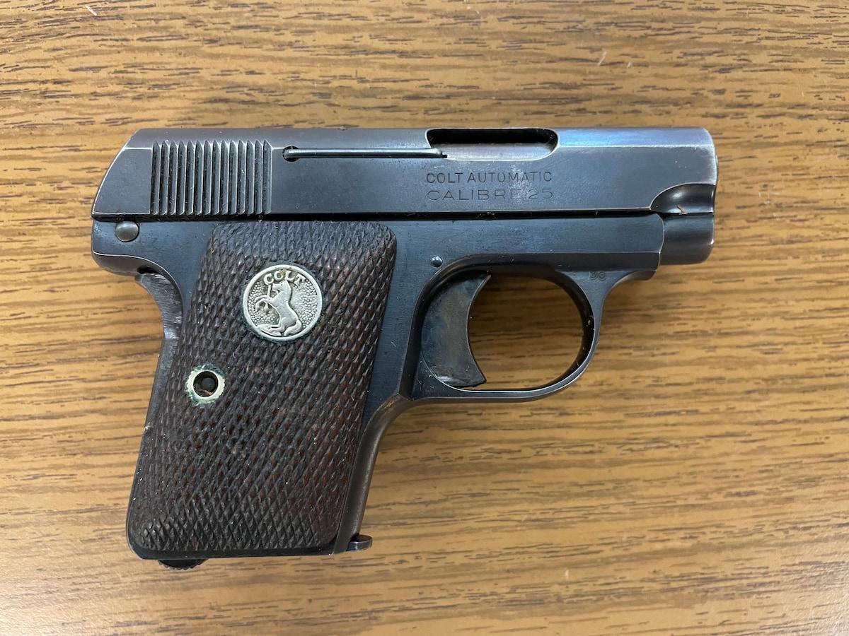 COLT 1931 Colt Automatic
