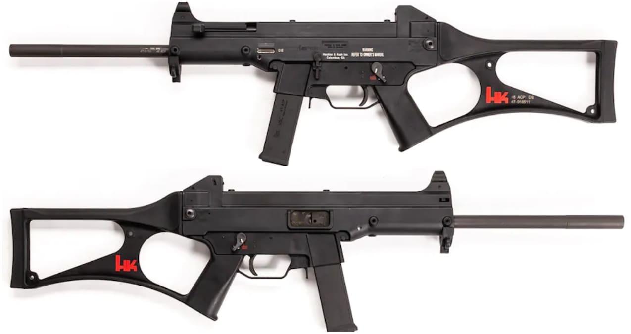HK USC carbine