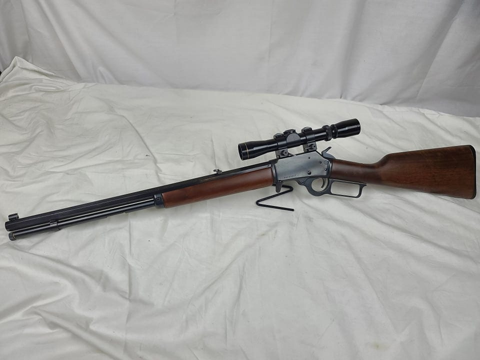 MARLIN 1894 Cowboy, W/Leupold JM Stamped RARE!