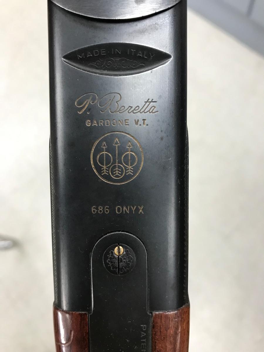 BERETTA USA 686 onyx