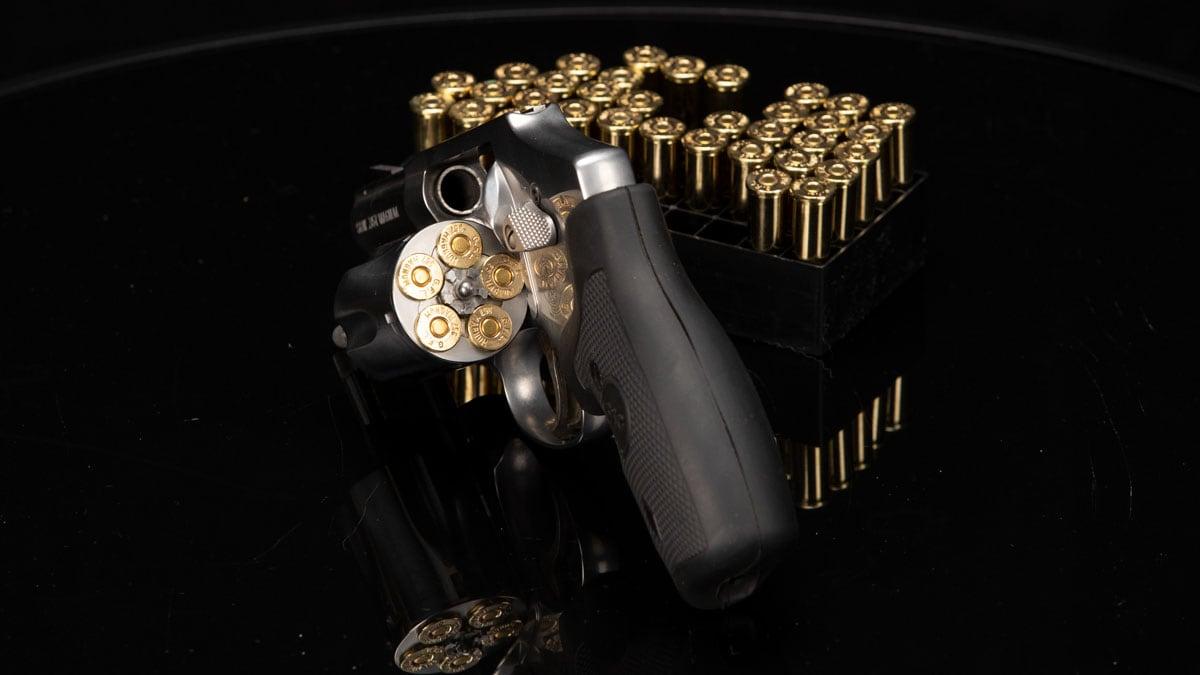 S&W 640-3 Revolver